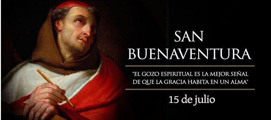 Memoria de la inhumación de san Buenaventura, obispo de Albano y doctor de la Iglesia,...
