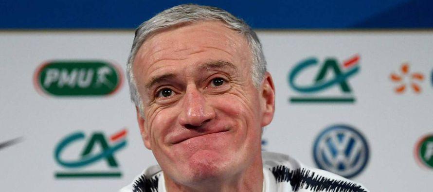 El seleccionador francés Didier Deschamps subrayó este domingo, tras la victoria del...