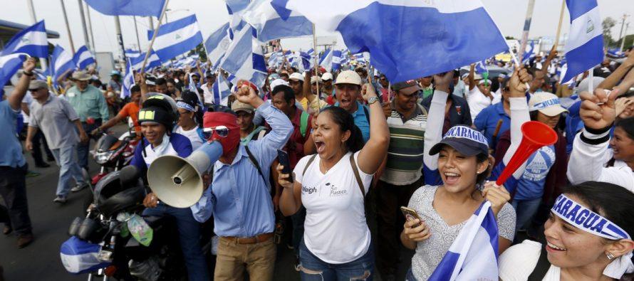 El Gobierno de EU, que ha sido muy crítico con Ortega, reiteró su petición...