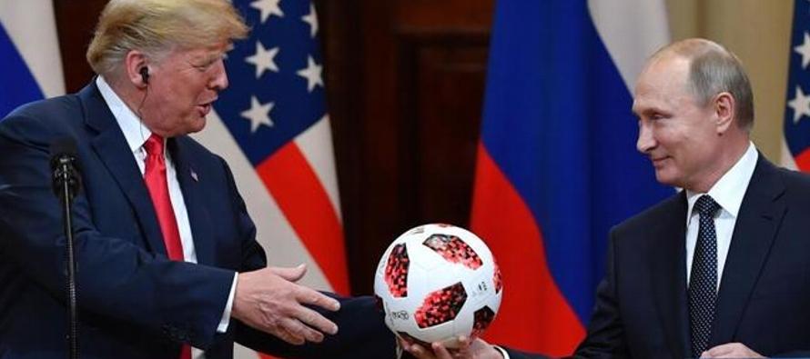 Una vez más se impone la impronta del presidente de los Estados Unidos, que es el caos, la...