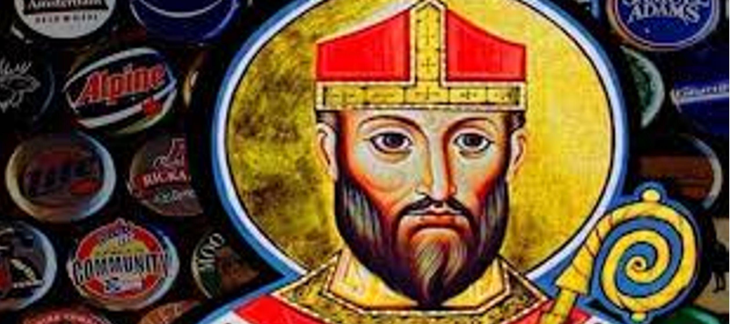 Hombre de Estado y obispo bajo la dinastía Merovingia, nacido por el año 580, muere...