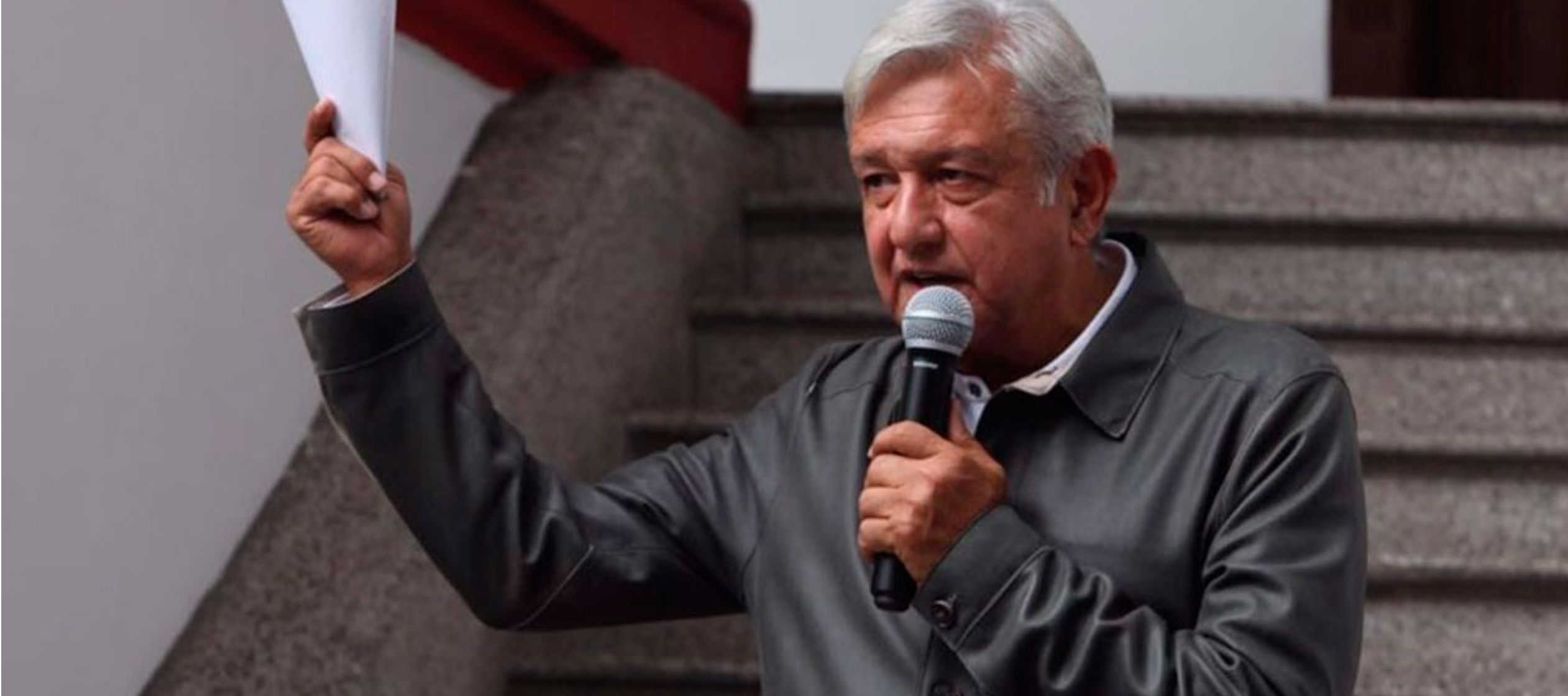 Un México en el que los senadores, diputados y ministros sean de clase media, y los...