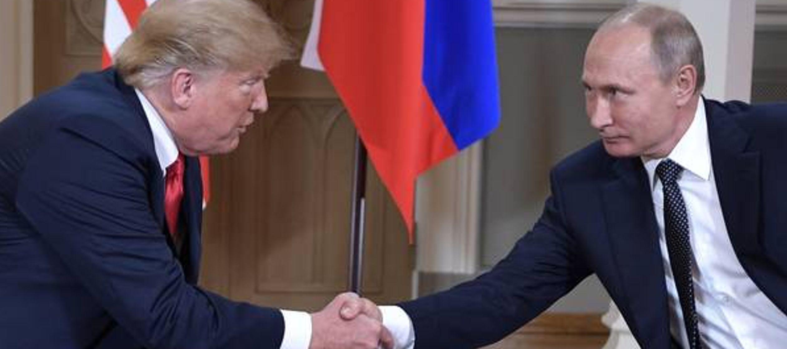 """""""Putin lo entiende y no le gusta, y no debería gustarle porque nunca ha habido un..."""