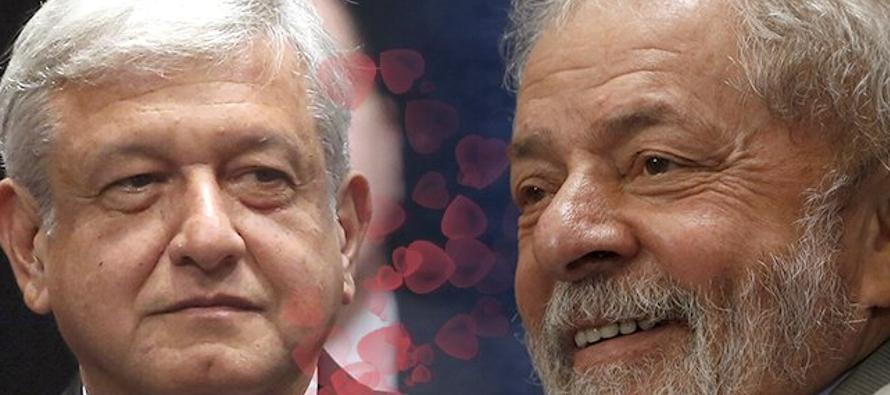 López Obrador más parecido a Lula que a Chávez