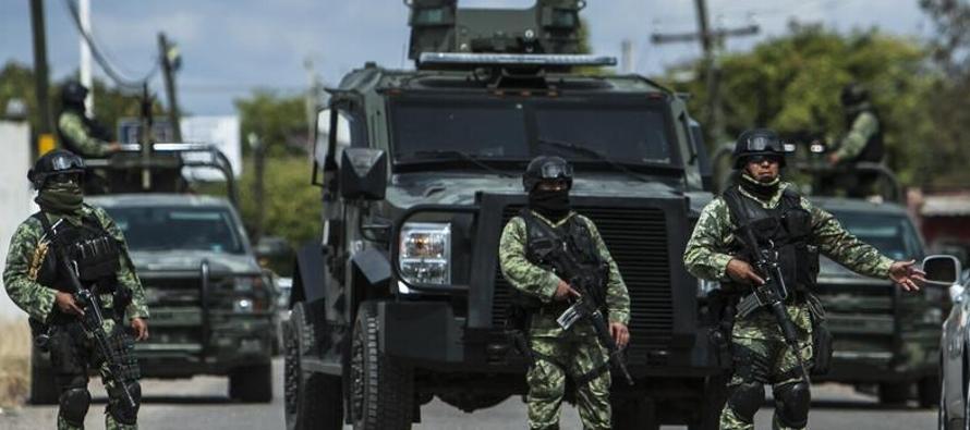 Más soldados en las calles, pero violencia crece