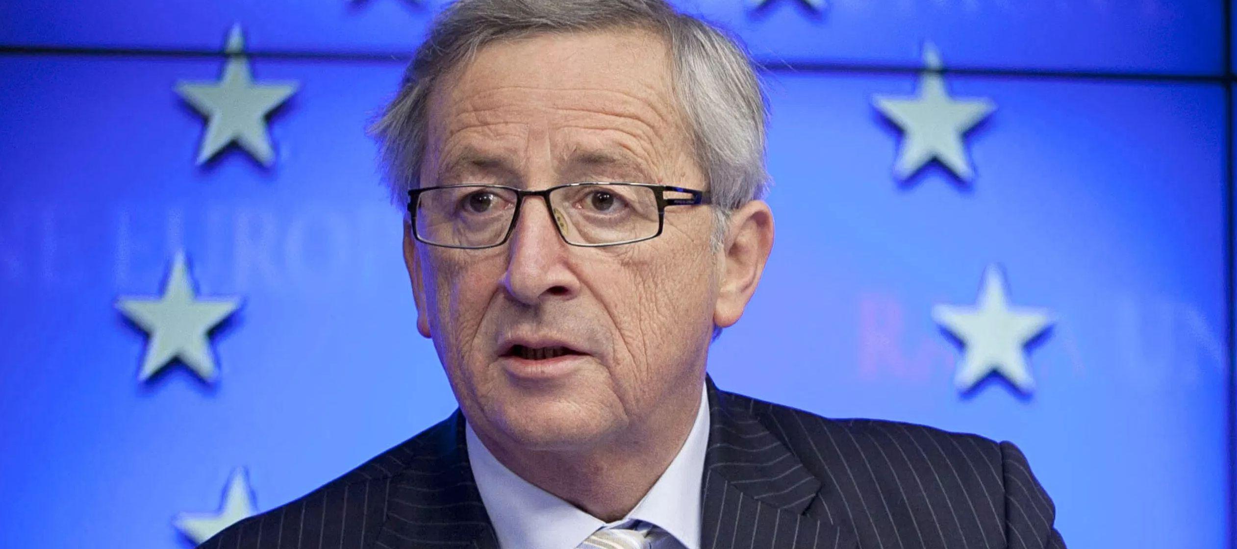 """Juncker advierte que nacionalismos y populismos llevan a la """"ceguera total"""""""