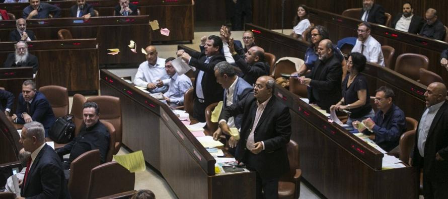 A estos israelíes de origen palestino se les niega por exclusión el derecho a la...