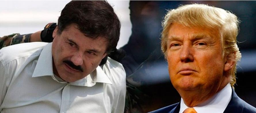 """En un mensaje en su cuenta de Twitter, Balarezo, abogado de Joaquín """"El Chapo""""..."""
