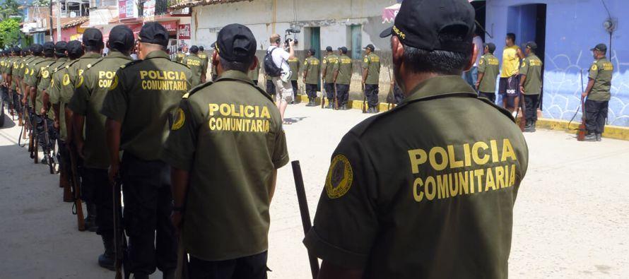 Ciudadanos de tres municipios del estado mexicano de Morelos anunciaron hoy la creación de...