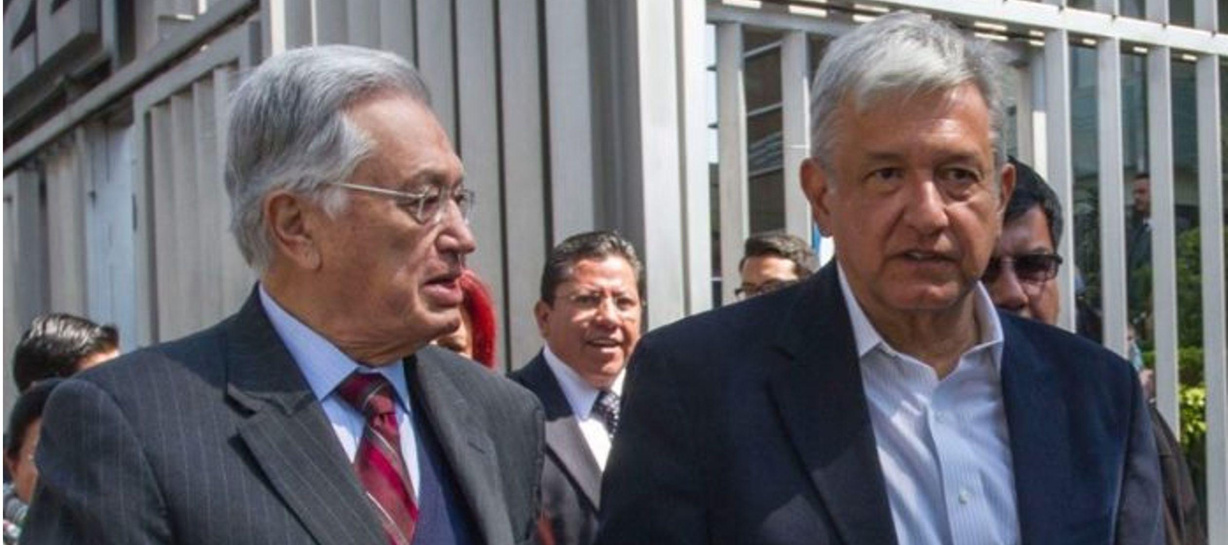 Polémica por inclusión de Manuel Bartlett en la CFE con nuevo gobierno 894726