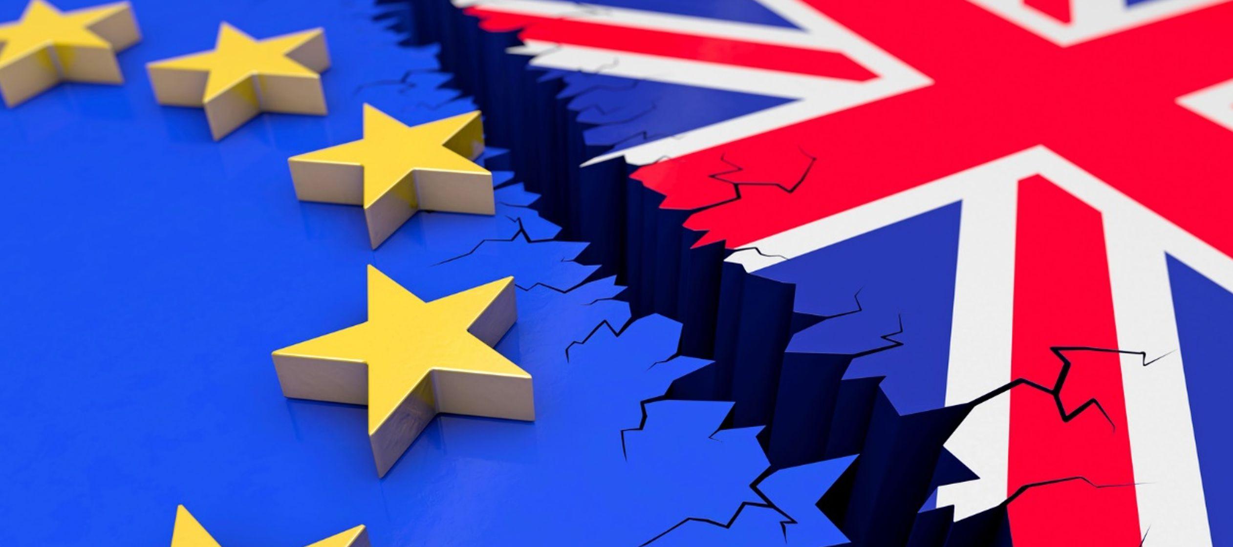 Según uno de los escenarios elaborados por el propio Departamento del Brexit, los...