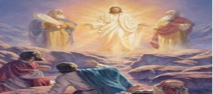 La Ley y los Profetas, flanqueando el Evangelio, como en la mente de Dios y en su voluntad de...