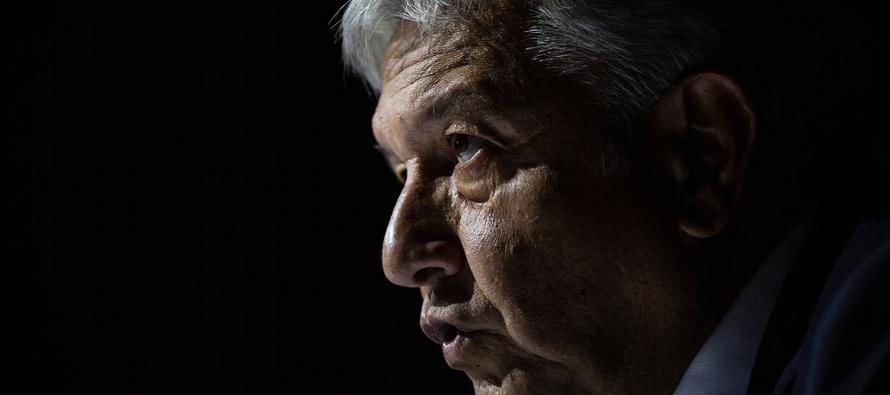 A partir del 1 de diciembre López Obrador gobernará con apoyo popular mayoritario,...