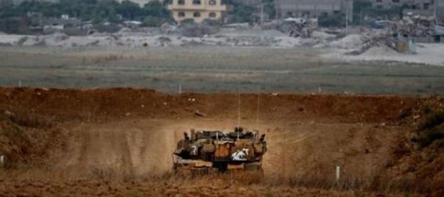 Anoche las milicias palestinas, lideradas por el movimiento islamista Hamás, alcanzaron un...