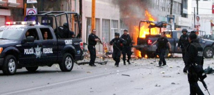 De enero a julio, en esta ciudad del norteño estado de Chihuahua hubo 715 asesinatos, la...