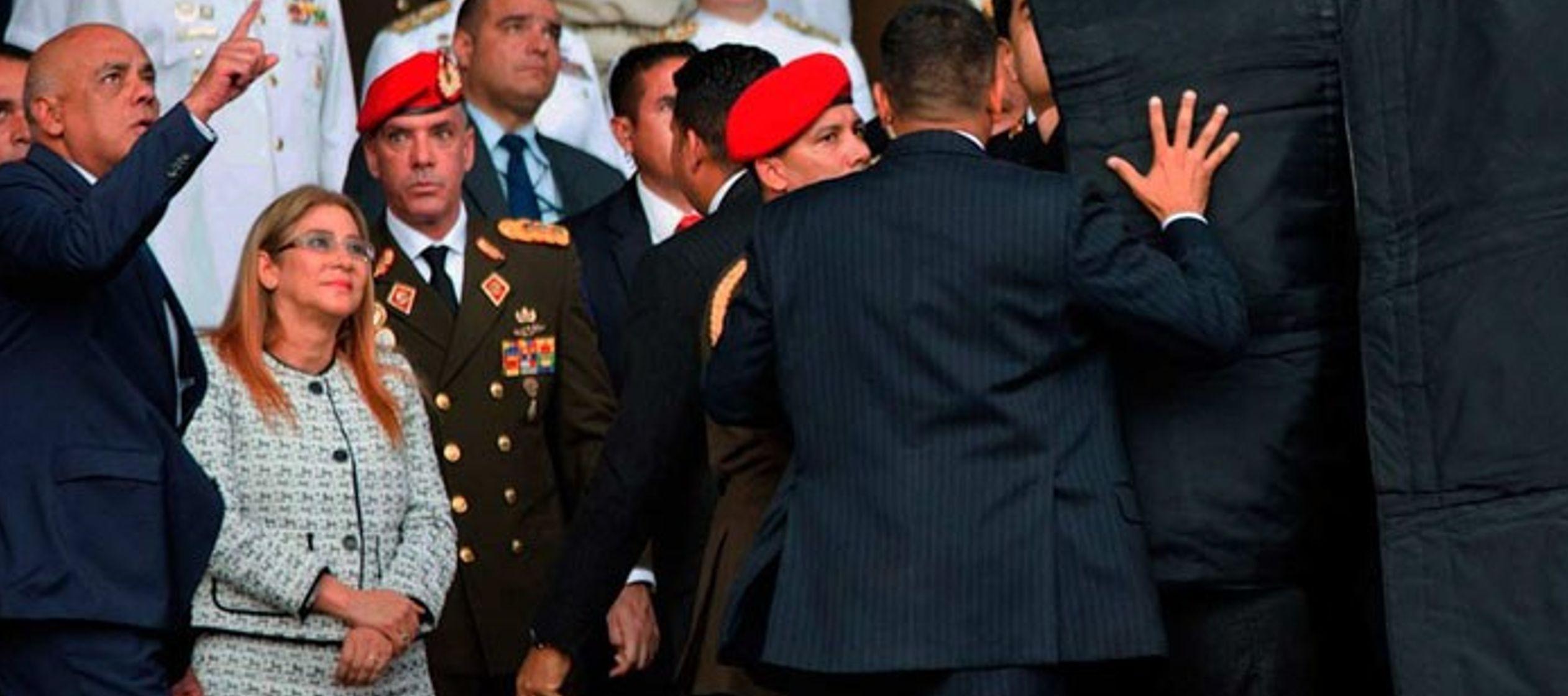 La fiscalía venezolana ha indicado que al menos 19 personas están vinculadas con el...