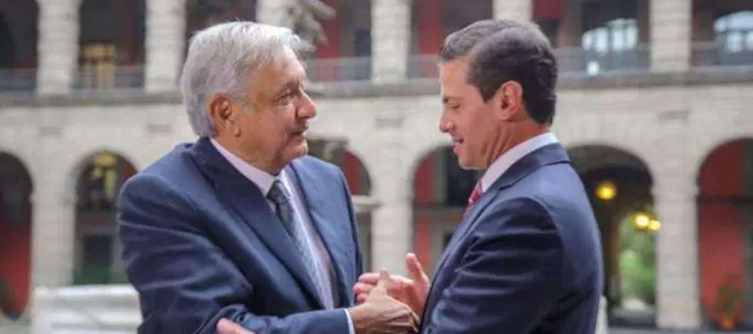 """Peña Nieto reiteró que su Gobierno se mantendrá """"trabajando hasta el..."""