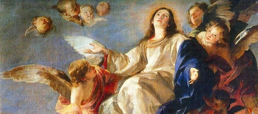 Celebramos hoy una de las fiestas más grandes de la Sma. Virgen: la festividad de su...