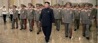 Los comentarios del líder norcoreano se producen después de que Washington haya...