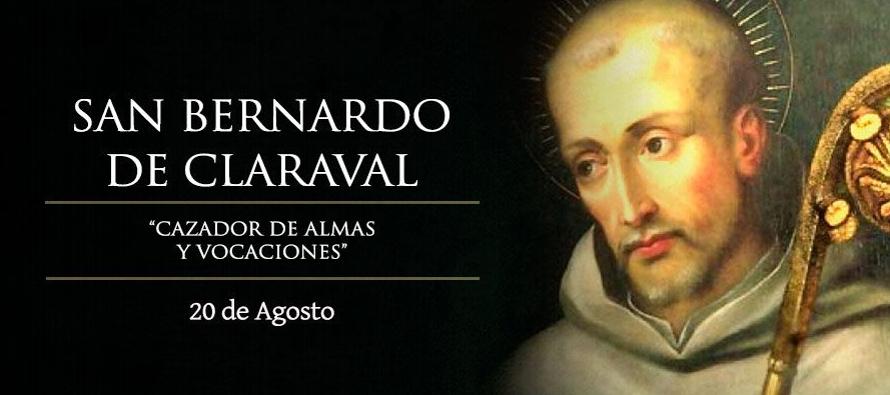 Bernardo recibió una extraordinaria formación en la escuela de...
