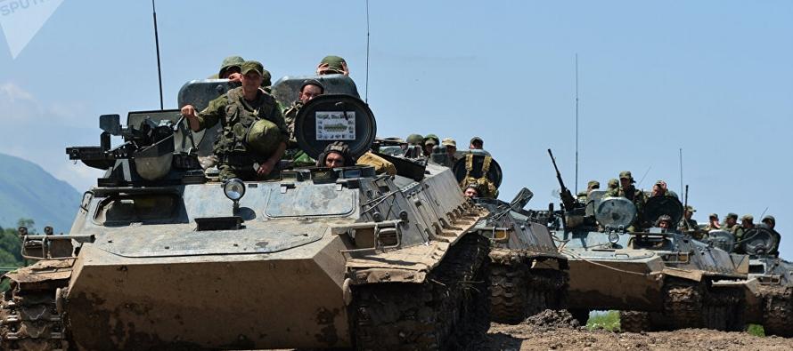 Putin pone en alerta a tropas rusas con vistas a mayores maniobras desde 1981