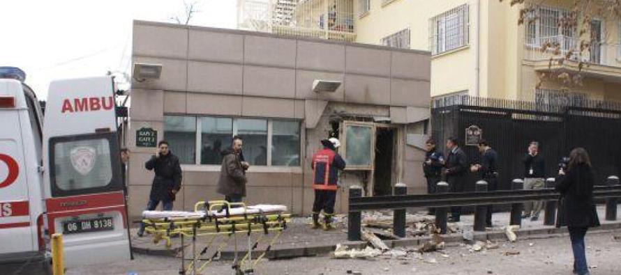 El ataque ha tenido lugar en un momento de gran tensión diplomática entre Ankara y...