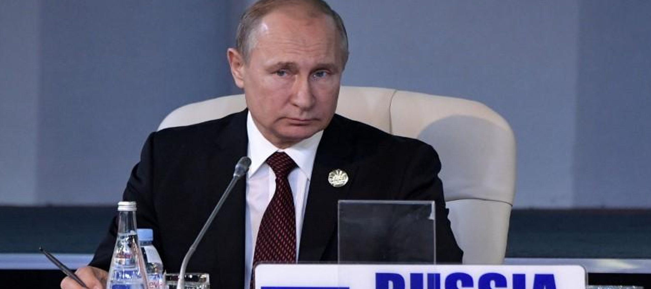 Moscú también se está preparando para las posibles medidas estadounidenses...