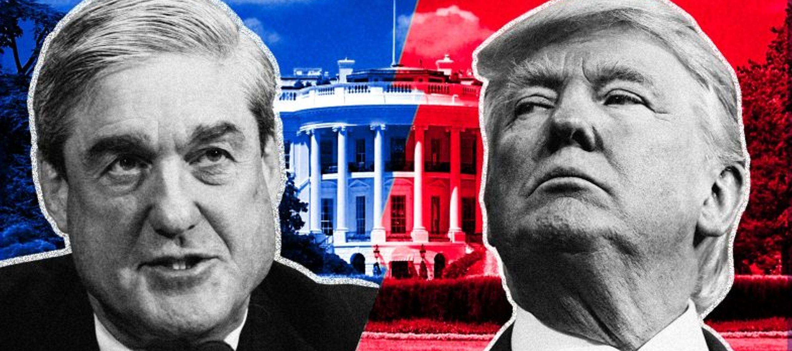 Trump intensifica su crítica al fiscal especial Mueller