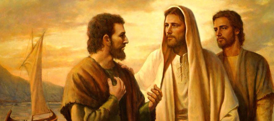 «Ya lo ves, nosotros lo hemos dejado todo y te hemos seguido; ¿qué recibiremos,...
