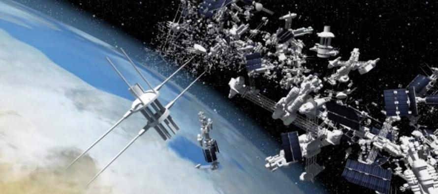Japón prevé lanzar satélites para controlar la basura espacial en 2028