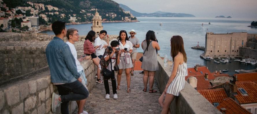 El turismo impulsado por Juego de tronos' colapsa Dubrovnik