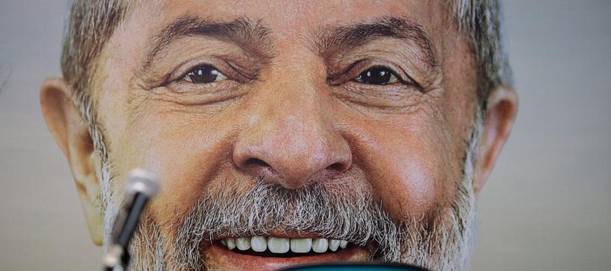 Por qué Lula da Silva tiene que estar en la boleta electoral