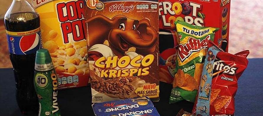 Etiquetas de productos alimentarios son trampas para la salud, dice experto