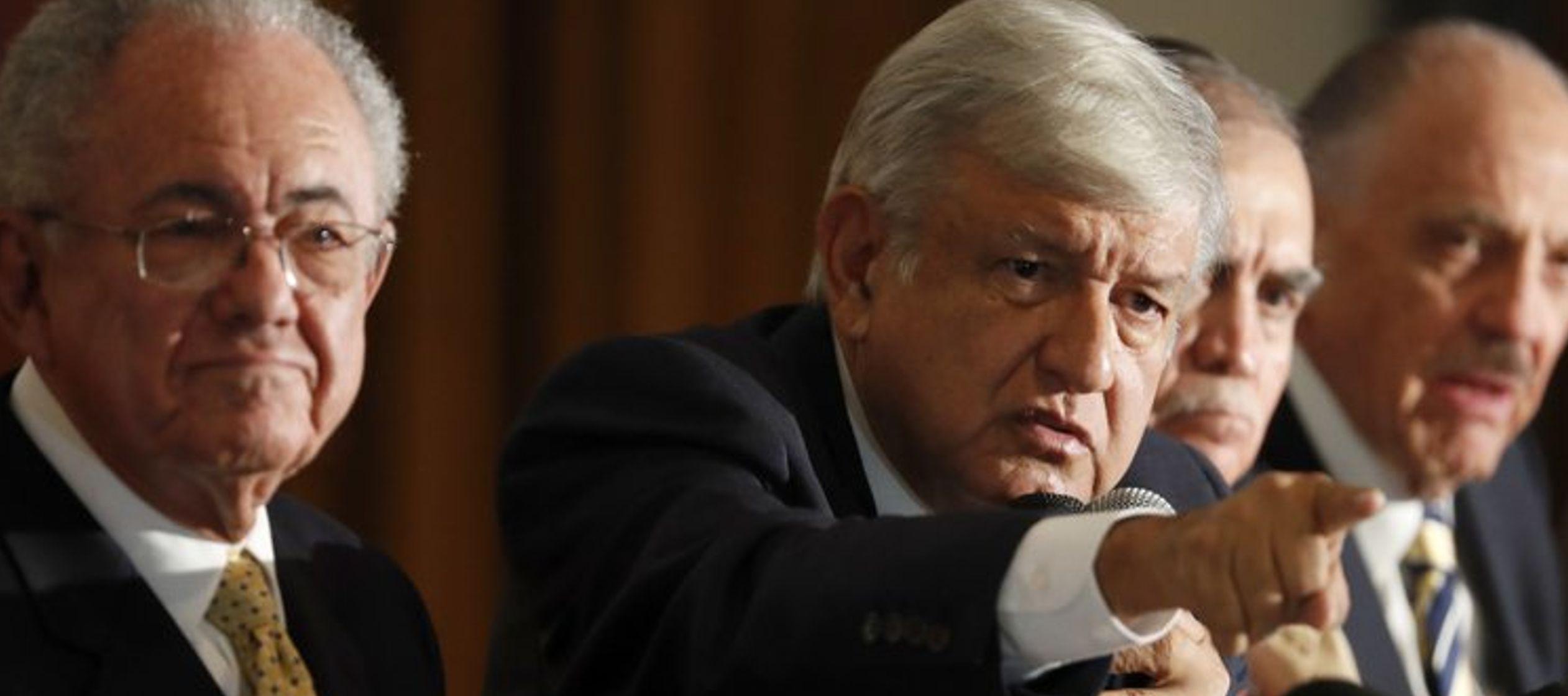 López Obrador centralizará relación con prensa