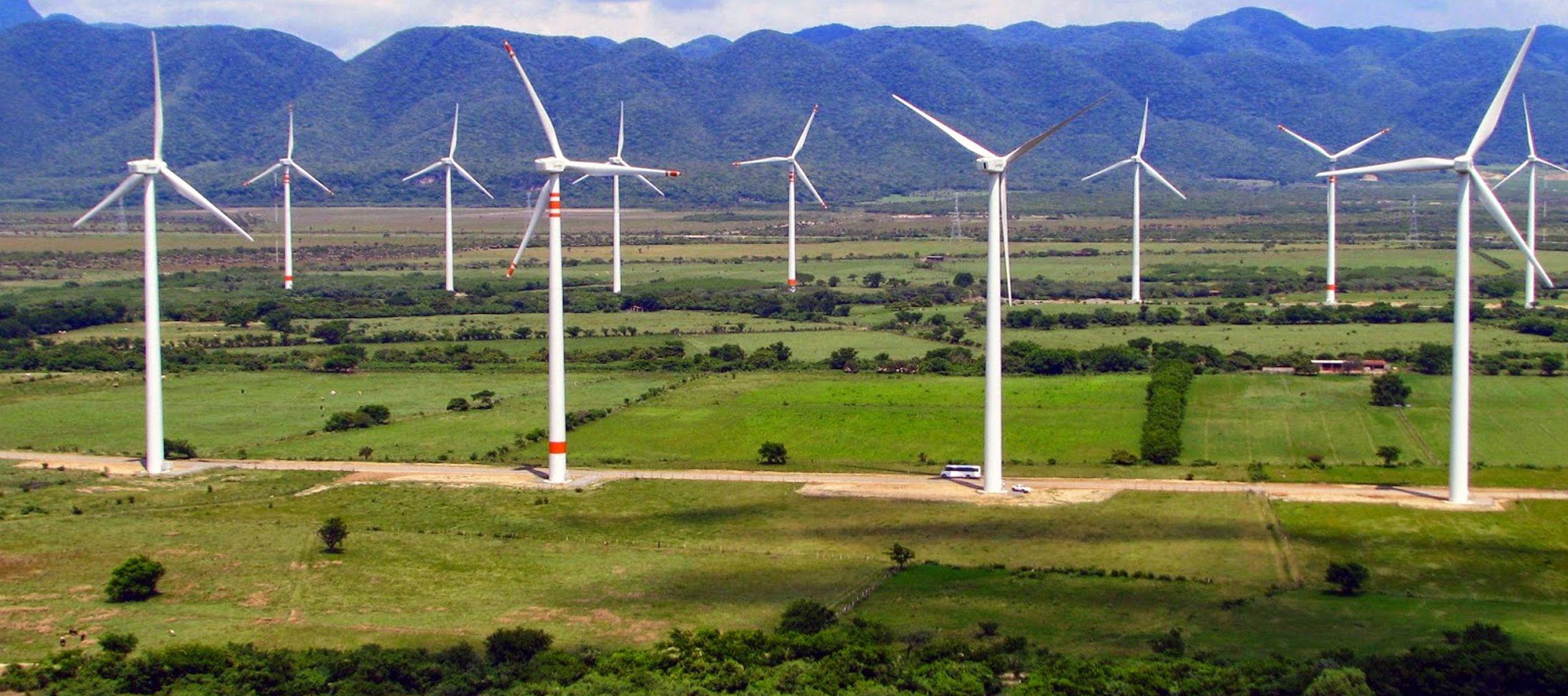 El parque eólico más grande de Latinoamérica