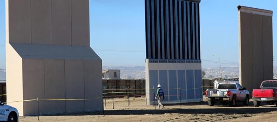 """""""Lo que simplemente NUNCA va a suceder es que México pague por un muro"""", ha..."""