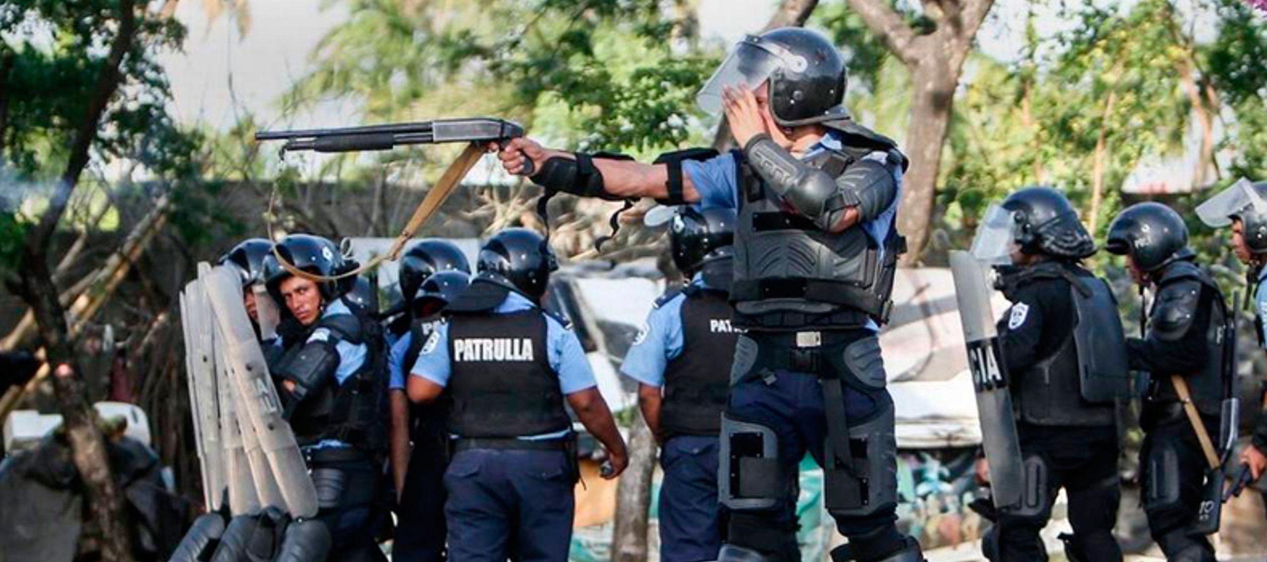 En una respuesta de 33 páginas, Nicaragua aseguró que el informe de la Oficina de...