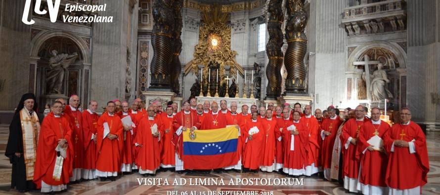 Más de 40 obispos de las diversas circunscripciones eclesiásticas estuvieron en la...