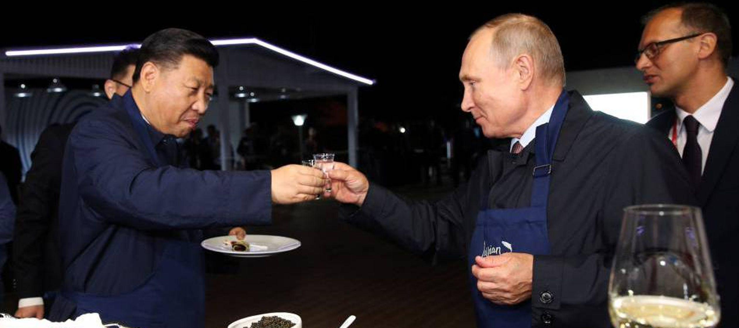 Si la tendencia a aproximarse de ambas potencias del antiguo bloque comunista ya se había...