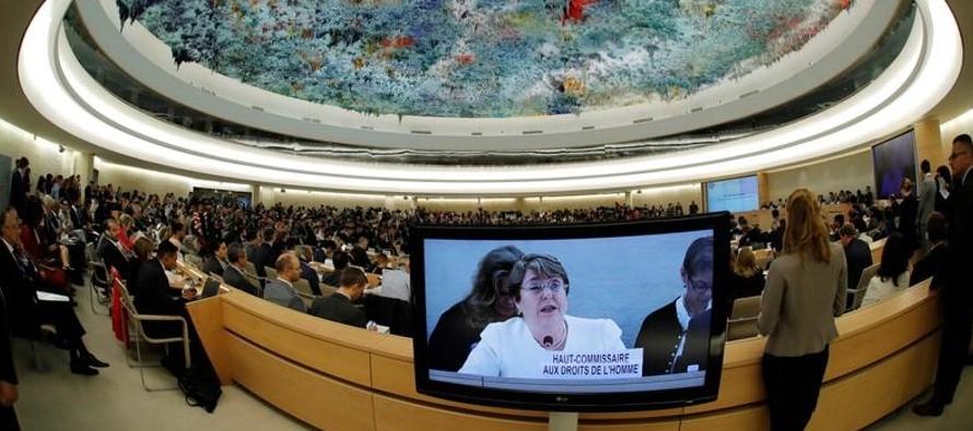 El informe anual del secretario general de la ONU, Antonio Guterres, también incluyó...