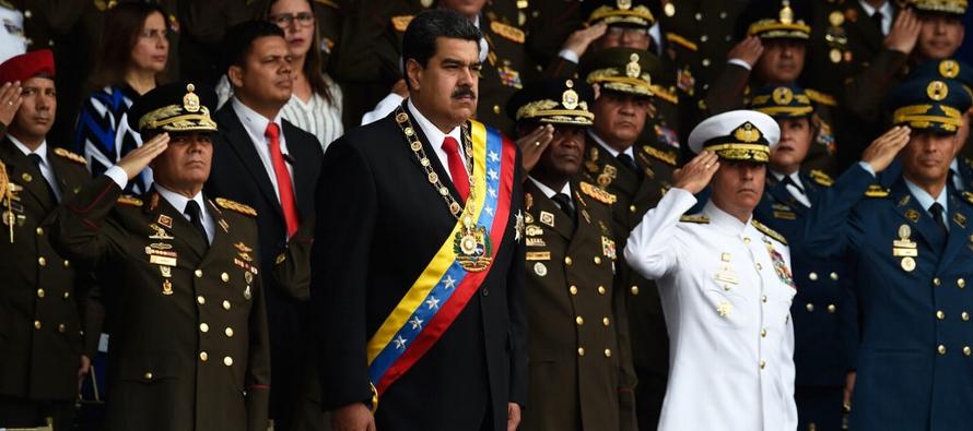 Debido a la crisis en Venezuela, no es descabellado que haya diplomáticos estadounidenses...