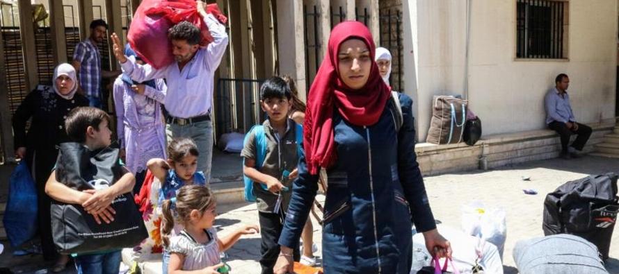 La Comisión Investigadora de la ONU dijo que las fuerzas oficialistas perpetraron tres...