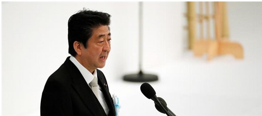 """""""Estoy decidido a dejar atrás el pasado desafortunado en las relaciones con Corea del..."""