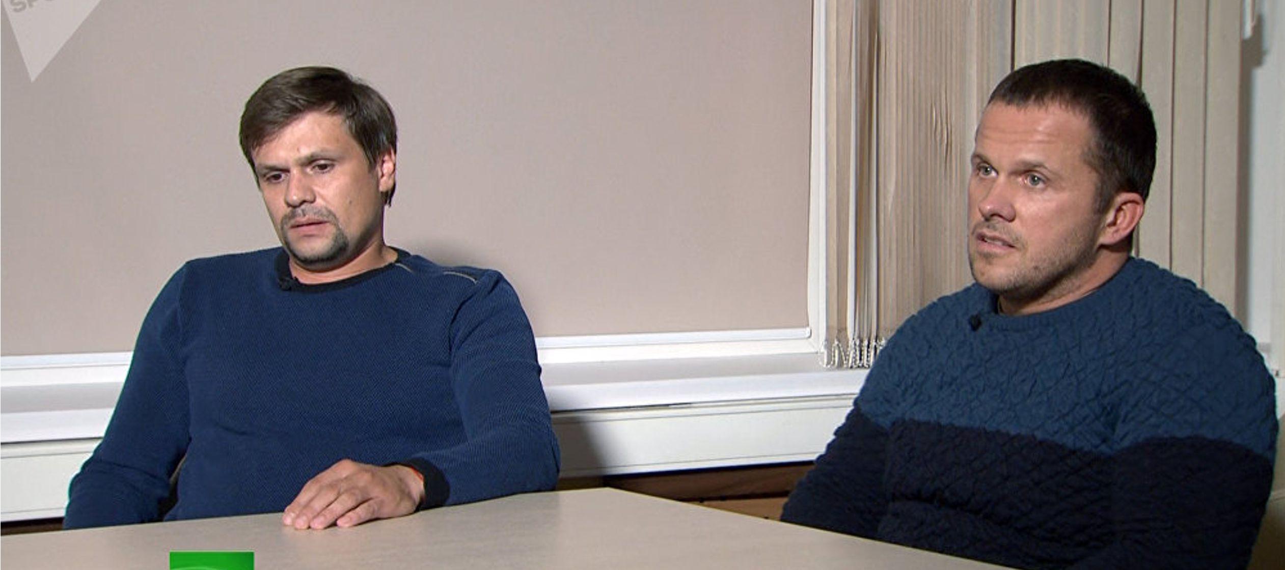 """""""Creo que el Gobierno del Reino Unido dirá que la entrevista con los hombres..."""