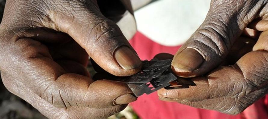 Un total de seis países, en los que residen 16 millones de niñas --Chad, Liberia,...