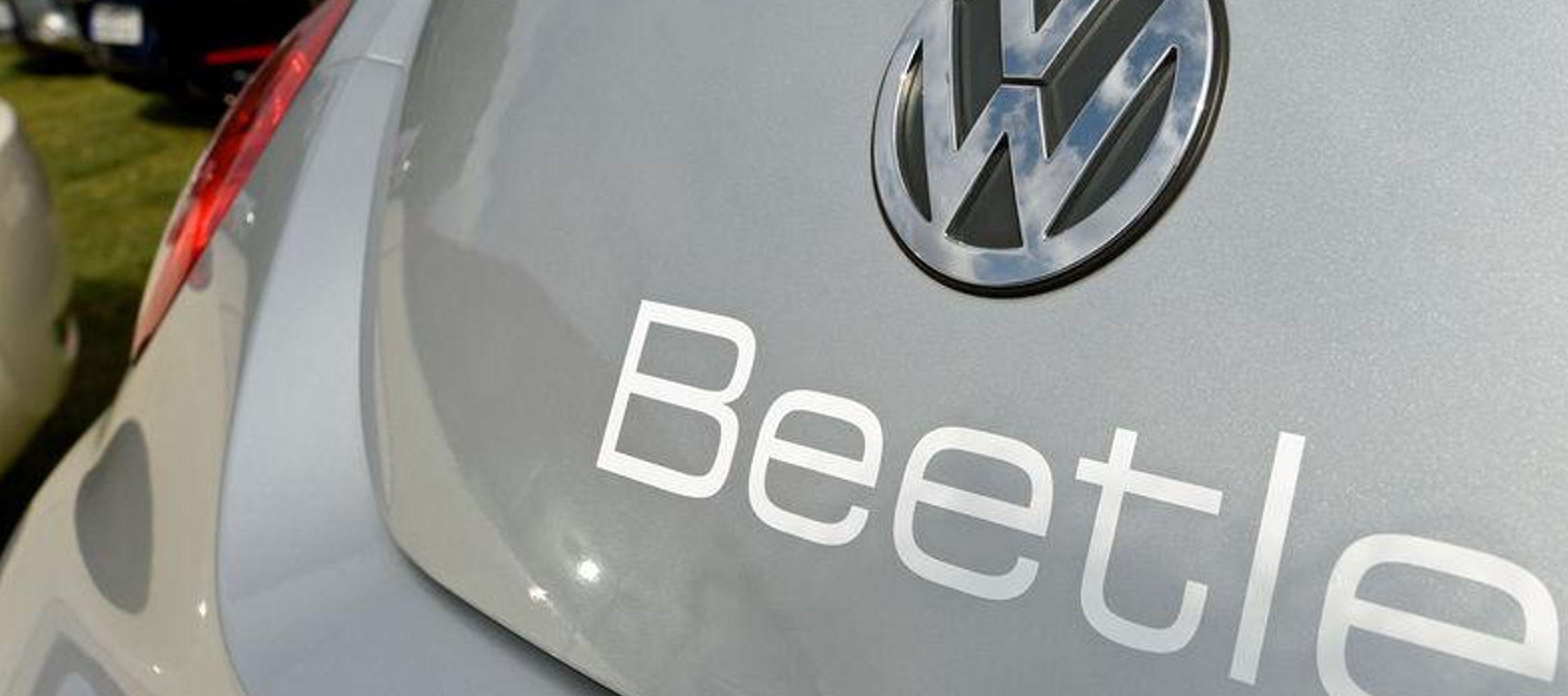 El Nuevo Beetle fue un éxito durante sus primeros años, con ventas de más de...