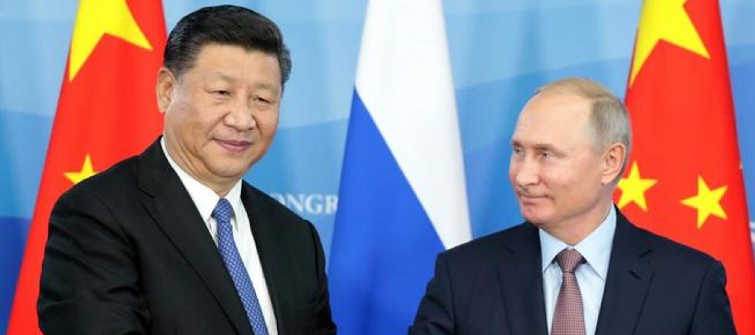 El intercambio comercial entre China y Rusia se ha incrementado un 50% en la primera mitad de 2018,...