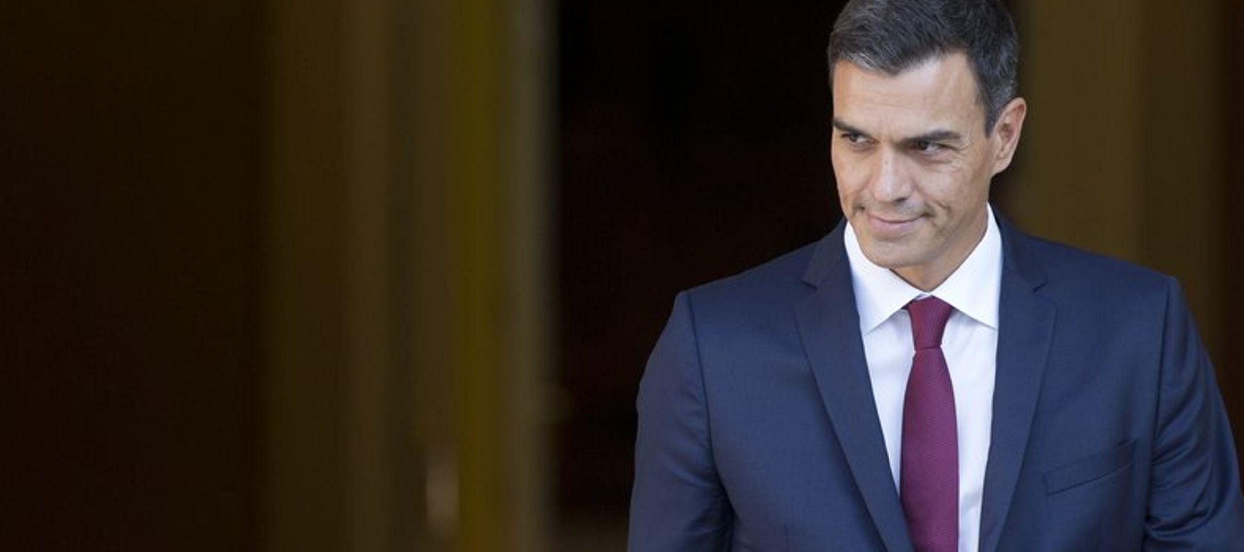 El socialista Pedro Sánchez dijo el jueves a través de Facebook que considera que las...