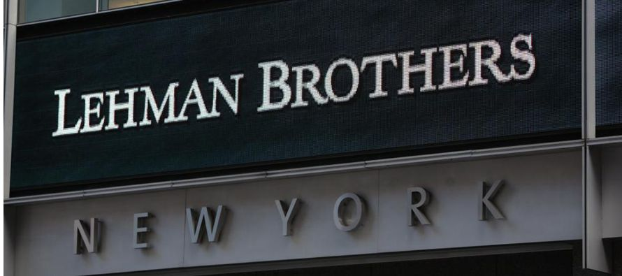Lehman Brothers quebró hace 10 años. La economía estadounidense ya estaba en...