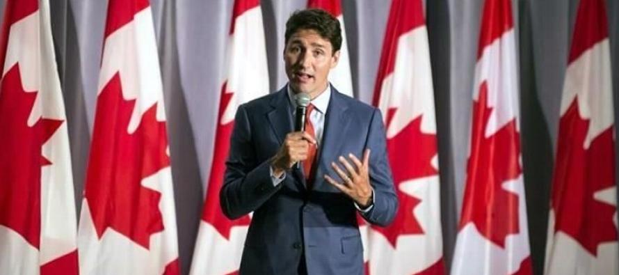 El primer ministro de Canadá, Justin Trudeau, aseguró ayer en sesión en la...